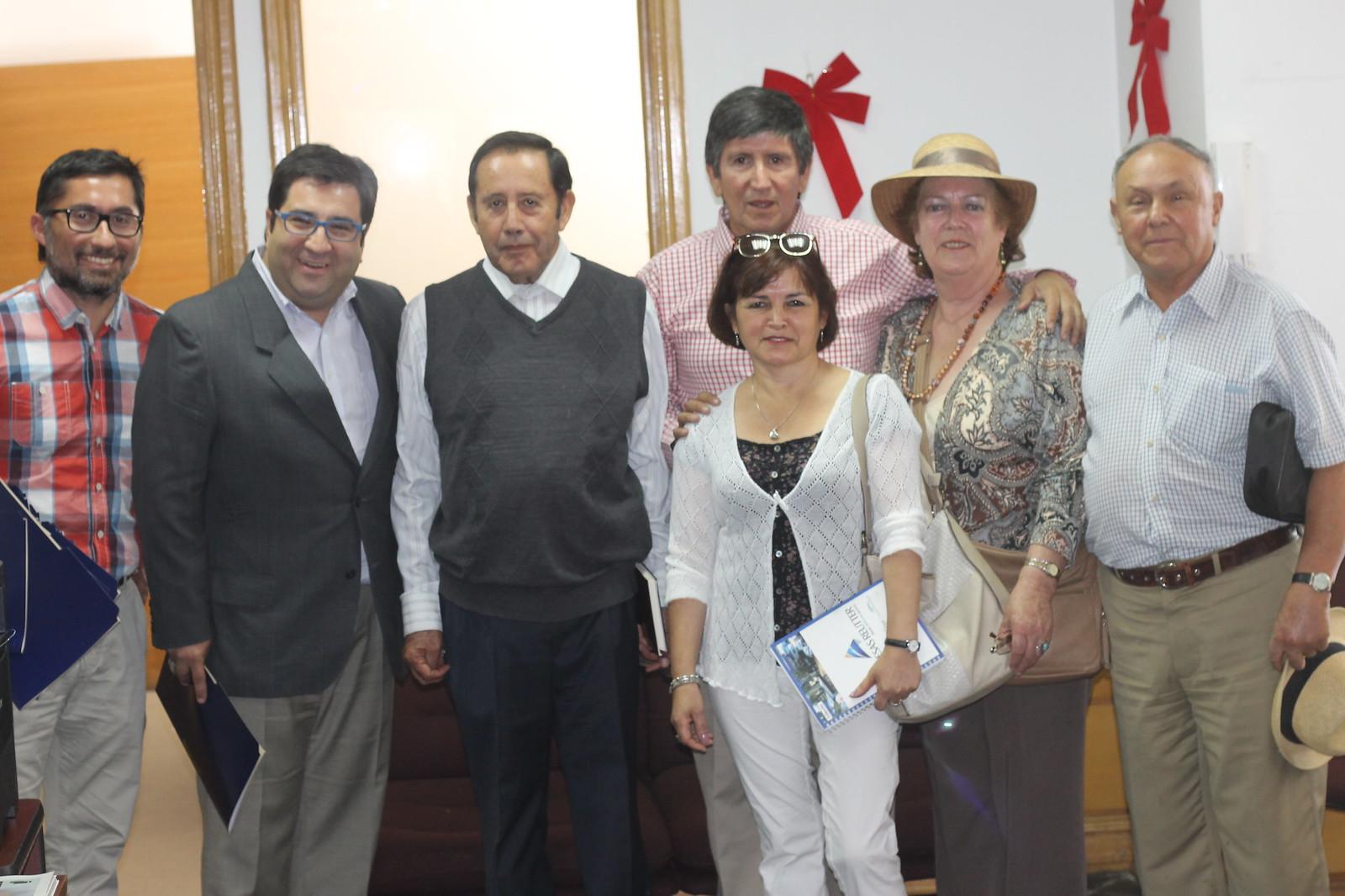 Consejo Regional aprueba proyecto de ampliación (Santa Margarita)