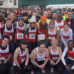 Coventry Half Marathon 2016 in aid of The Myton Hospices