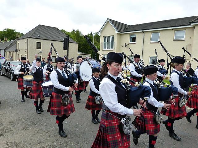 2015 Schottland - Highlandgames