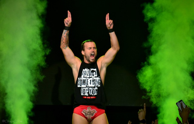 Header of Adam Cole