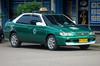 Thailand Toyota Corona Taxi