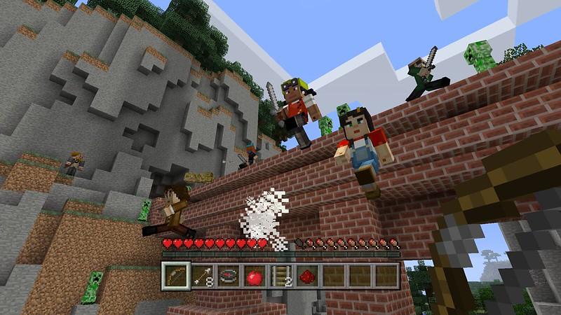 Minecraft_SkinPack_StoryMode_Shot3