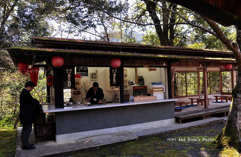 日本京都高雄三尾神護寺高雄茶屋20