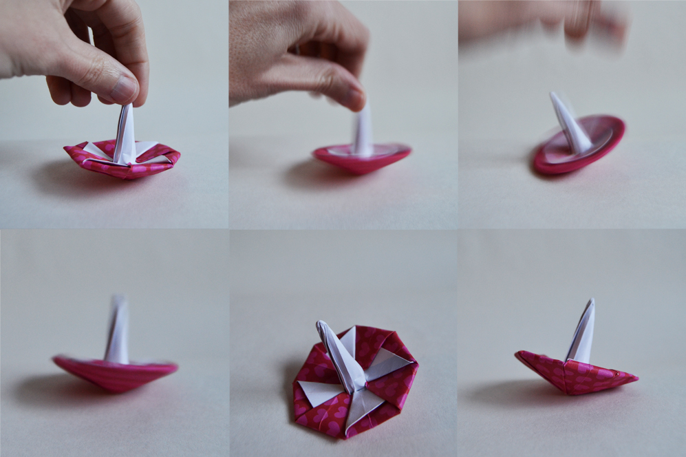 208-Spinning Top