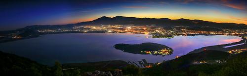 autumn panorama lake greece grecia griechenland grece ioannina epirus ελλάδα ιωάννινα ήπειροσ