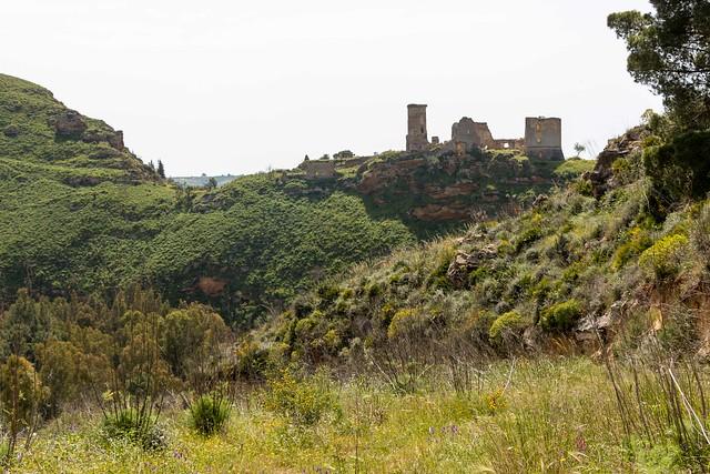 Poggiodiana castle