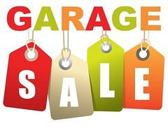 Mini Garage Sale at BUC