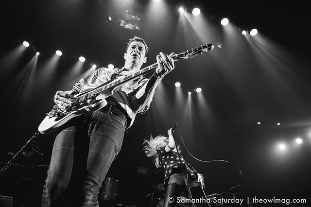 The Kills @ Mayan, Los Angeles - 18 April 2016 06