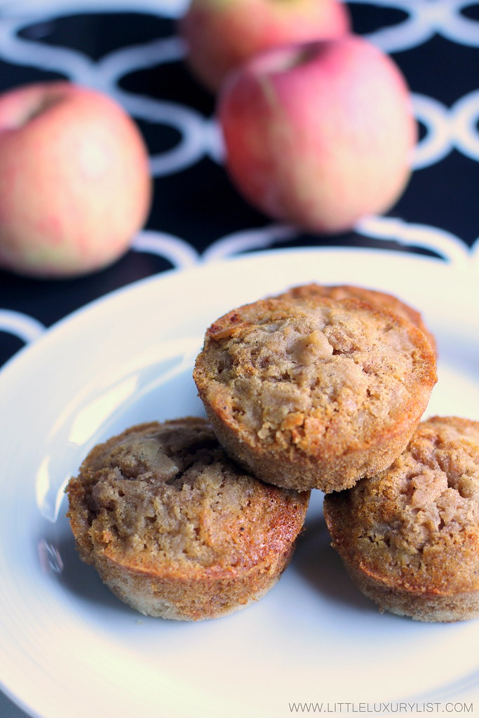 Gluten-free-sugar-free-apple-muffins-side-by-little-luxury-list.