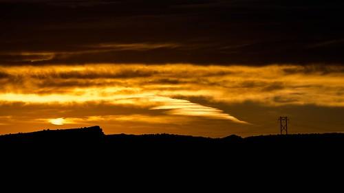 morning orange sun newmexico santafe nature colors silhouette sunrise nikon desert albuquerque nikkor morningsky d5500 nikondsl