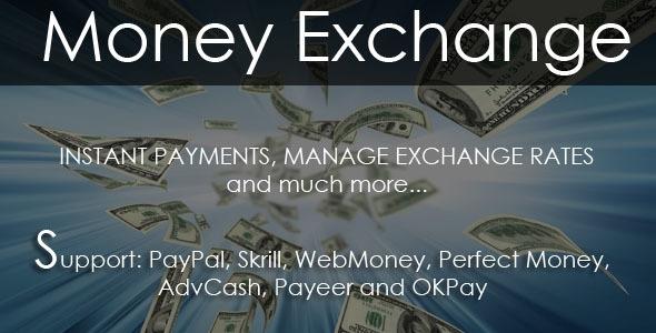 Codecanyon Money Exchange Script v2.0