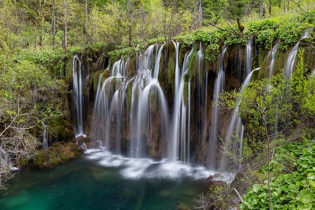 Cascate a Plitvice