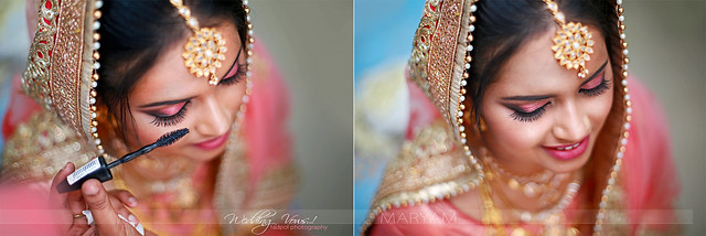 beautiful bride...!