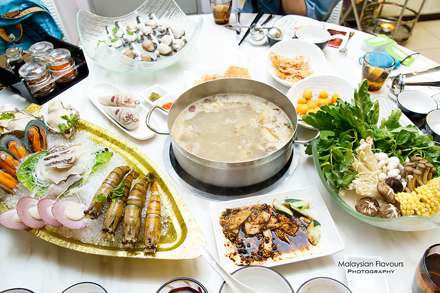 Gourmet Definition Steamboat Sunway Giza
