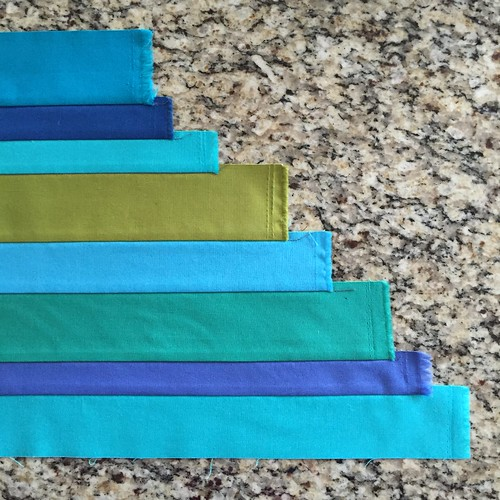 Freebird blocks for Loopy Academy table runner