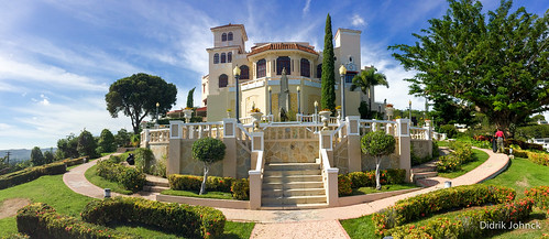 castle architecture puertorico mansion ponce