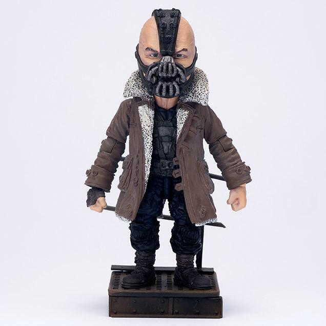 TOYS ROCKA!《蝙蝠俠:黑暗騎士》班恩/迷彩版蝙蝠車