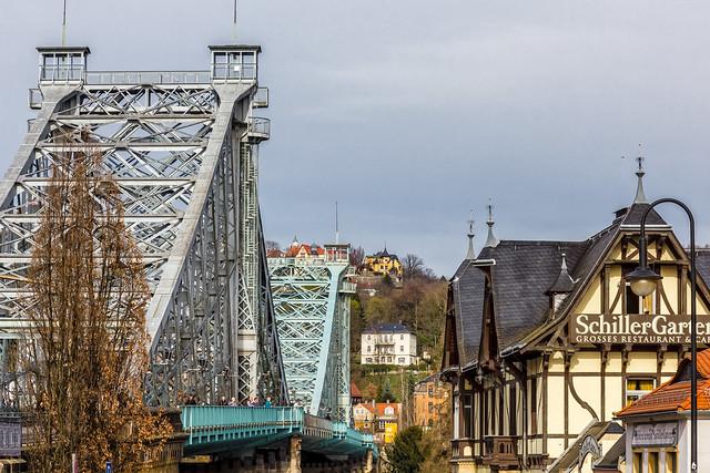 Loschwitz Bridge III