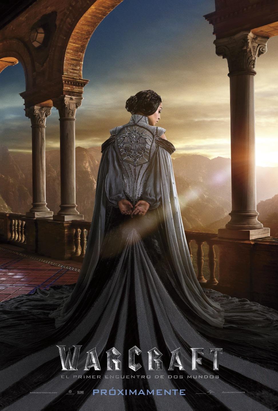 Warcraft_Online_1-Sht_LadyTaria_LAS