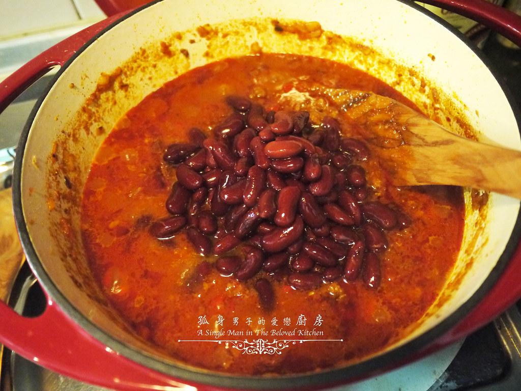 孤身廚房-墨西哥辣醬佐香米31