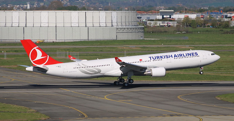 A330-300 TURKISH AIRLINES MSN1713 F-WWYZ FUTUR TC-LNF.