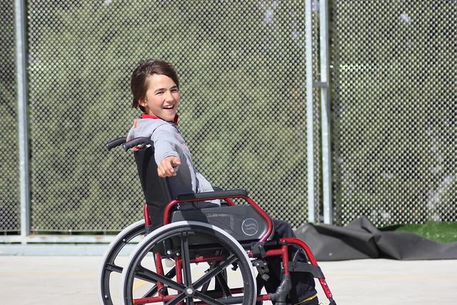 Fútbol en Silla de ruedas