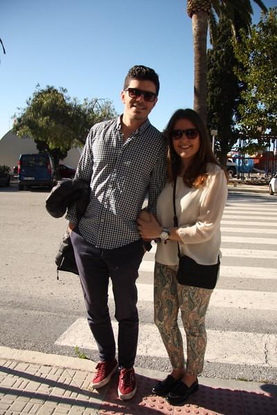 Visita al Puerto de Motril
