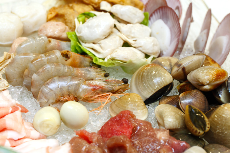 Gourmet Definition Steamboat Seafood