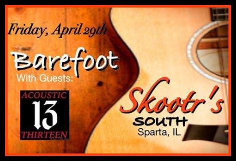 Barefoot 4-29-16