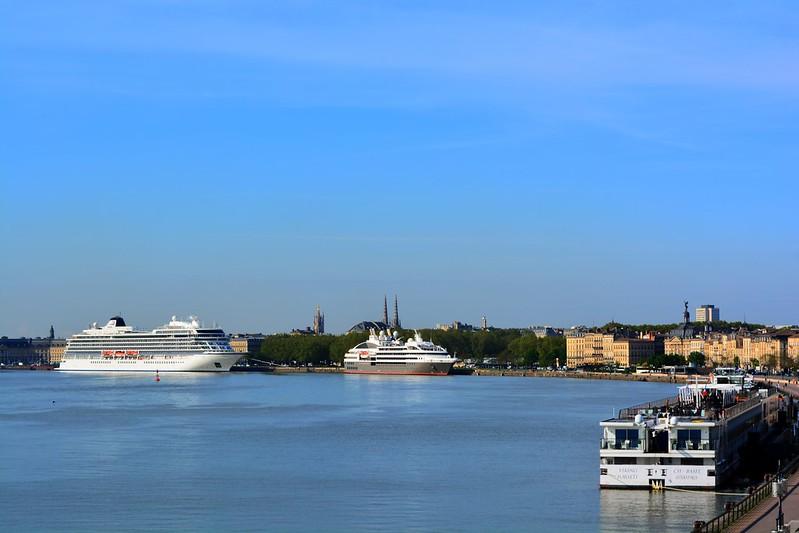 L'AUSTRAL (maiden call) à Bordeaux - 25 avril 2016