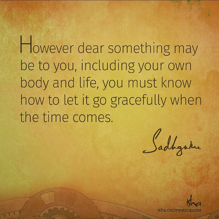 Quotes Sadhguru Time Life Death Body Mind Peace S Flickr