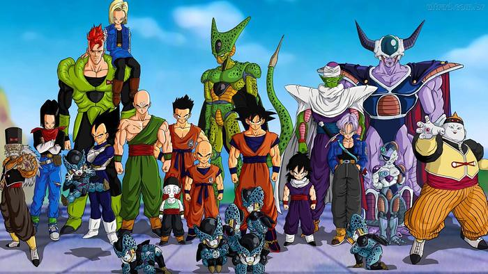Toei Animation anuncia versões remasterizadas de DBZ e CDZ