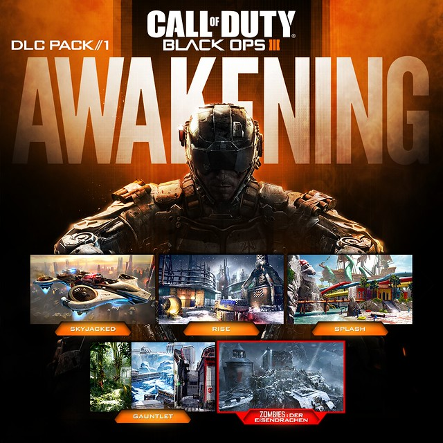 Call of Duty Black Ops III - DLC Pack 1 - Awakening