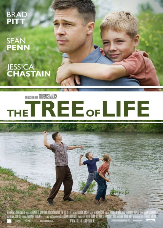 Brad Pitt In «The Tree Of Life»