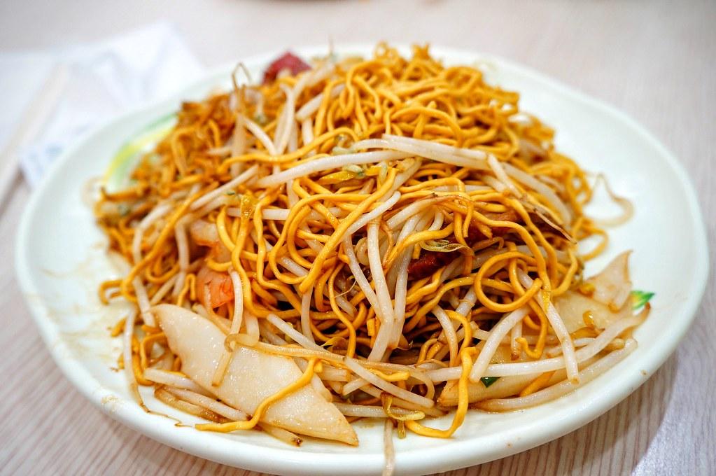廣州炒麵,這是我的最愛啊