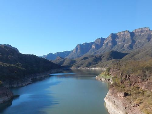 El Chepe - meer - 2