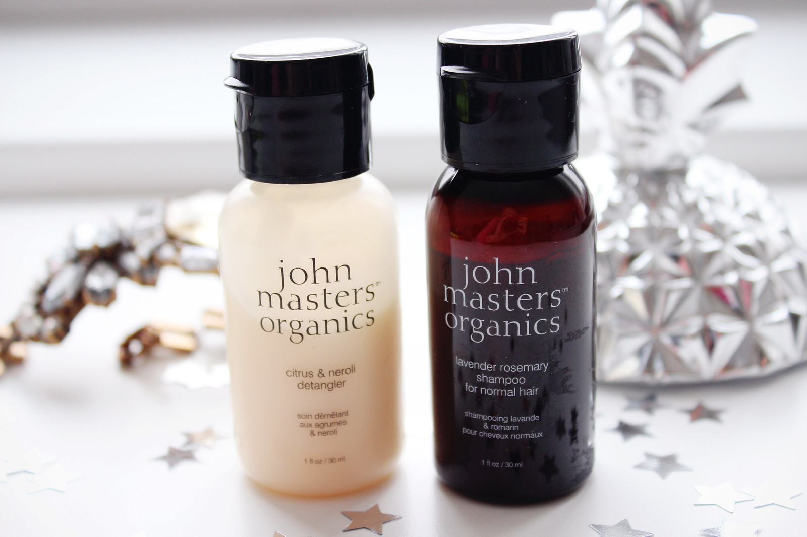 John Masters shampoo and conditioner review
