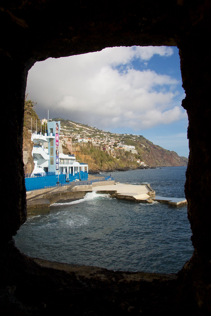 Forte São Tiago - Madeira island
