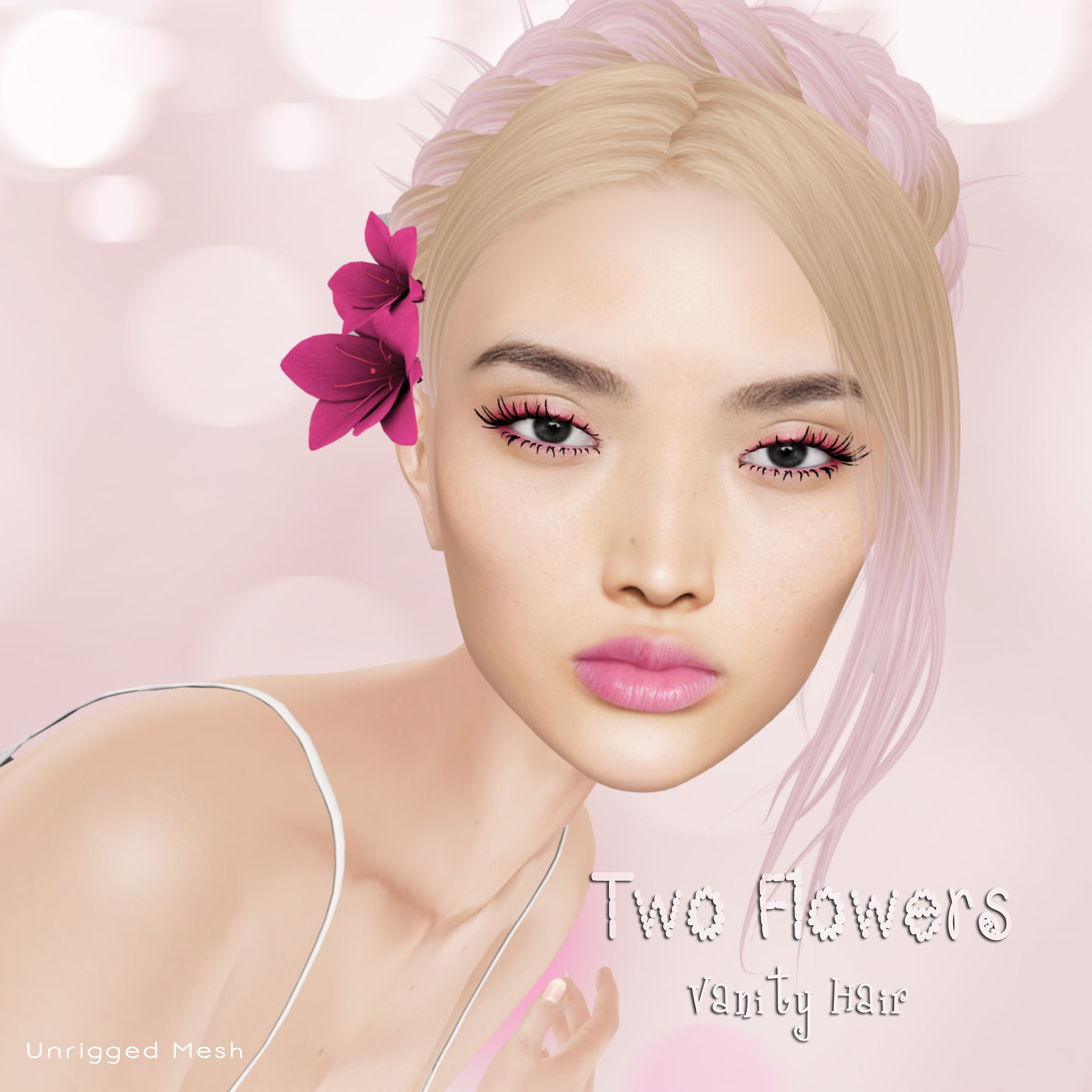VanityHair@Flower Power