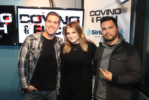 Meghan Trainor with Covino & Rich