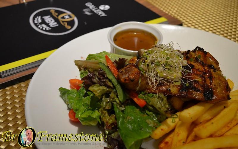 H Gallery Cafe, Sunway Nexis, Kota Damansara
