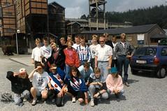 School trip to Belgium 1994