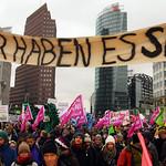 """""""Wir haben es satt!"""" Demo 16.01.2016"""