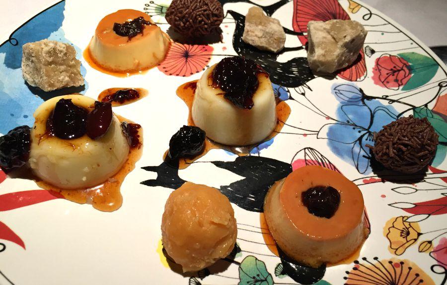 Churraascaria Palace Dessert Platter