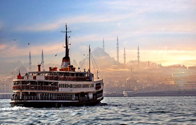 Ah #istanbul 💙