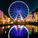 Wheel of Vision, Düsseldorf by Jay Peck