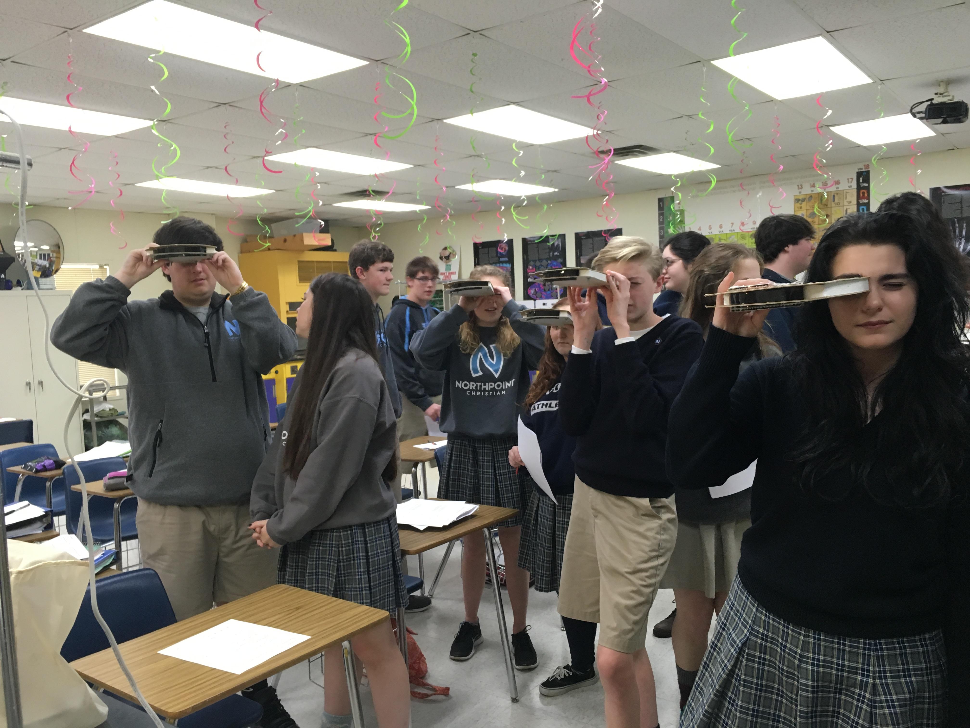 NCS Chemistry: Spectroscopy