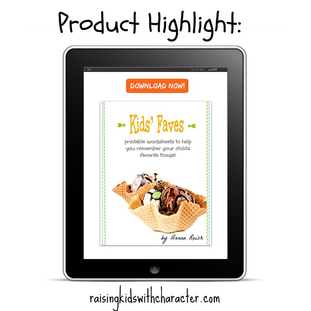 Product Highlight: Kids' Faves