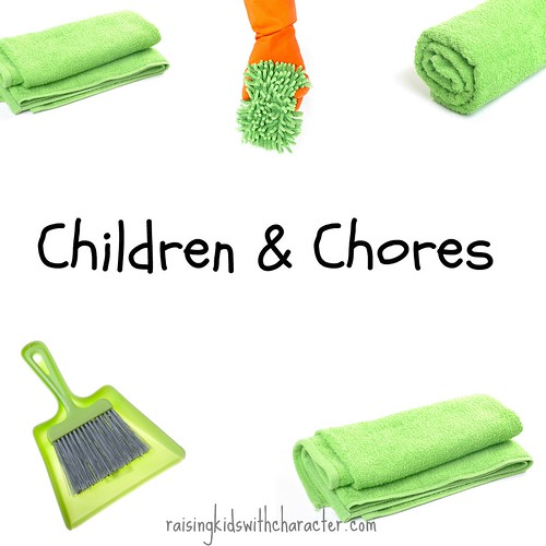 Podcast: Children and Chores