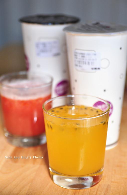 甘蔗泡茶果汁飲料34